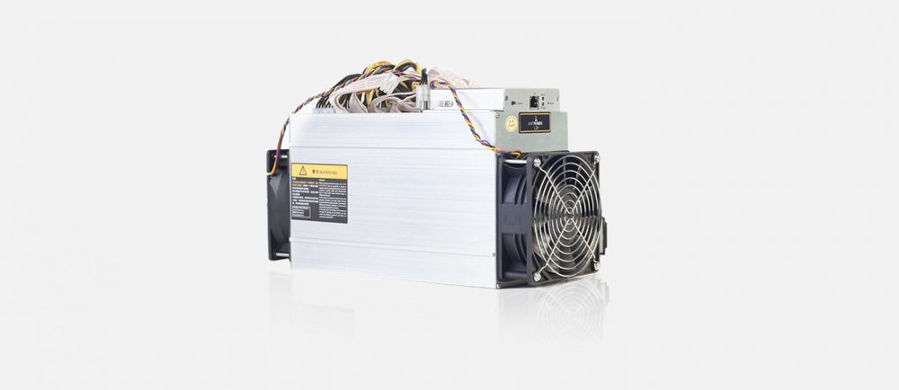 Bitmain AntMiner L3+ Litecoin Miner Used Product Photo
