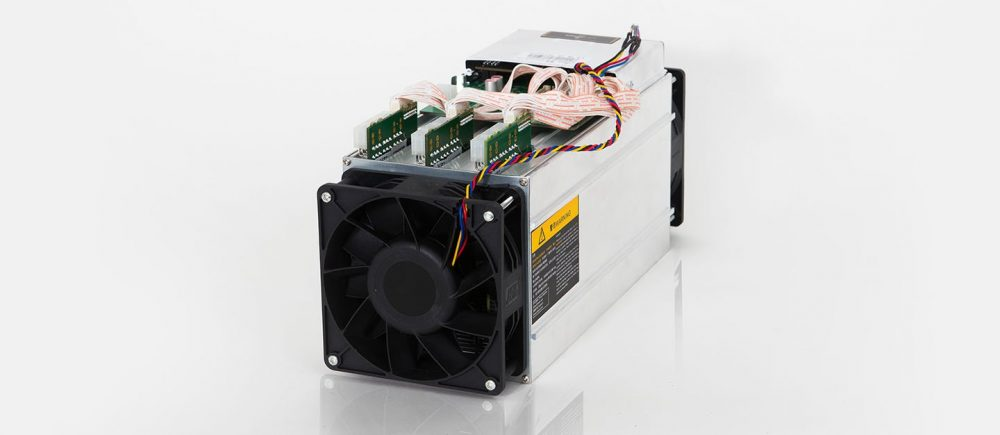Bitmain AntMiner S9 13.5 TH/S Miner