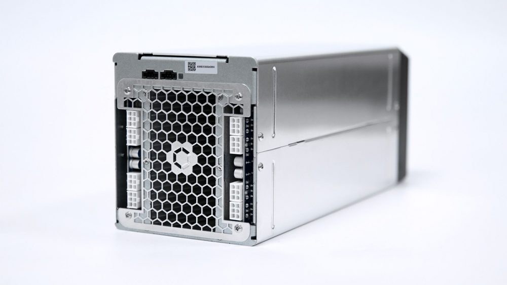 Canaan Avalon 841 Bitcoin Miner Product Photo
