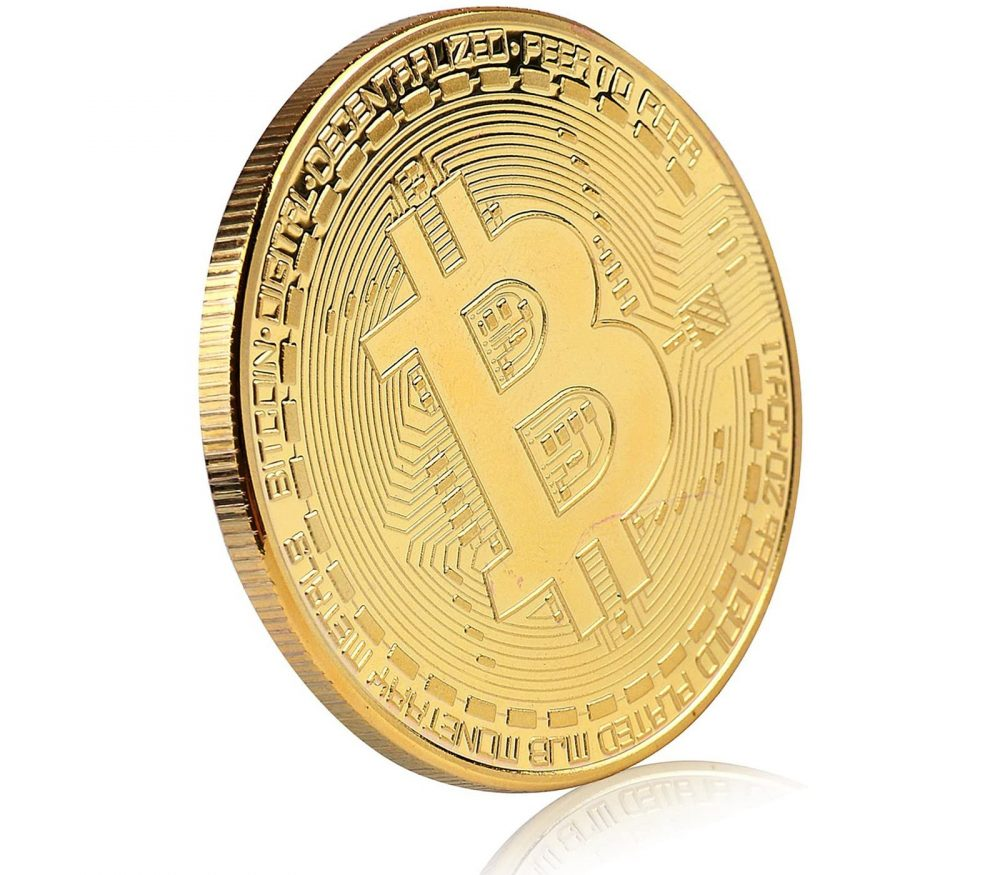 Commemorative Bitcoin